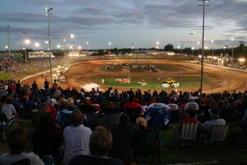 Archerfield Speedway crowd
