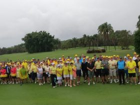 2020 Gold Coast Golf Week Participants