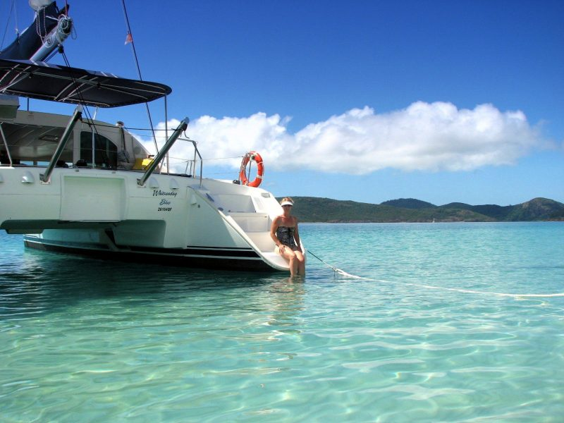 A Cruise for Couples - Explore Whitsundays