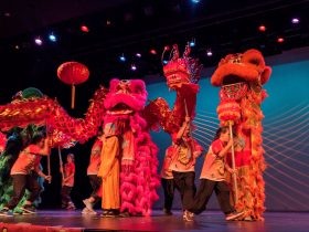 PCYC Blazers Dragon & Lion Dancing Team