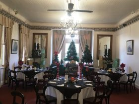 Abbey manor hotel Warwick QLD, Christmas in July Dinner