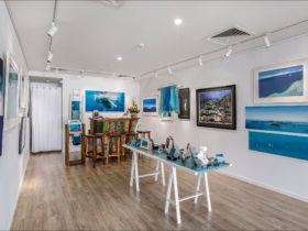 Photography Gallery, Port of Airlie Art Gallery