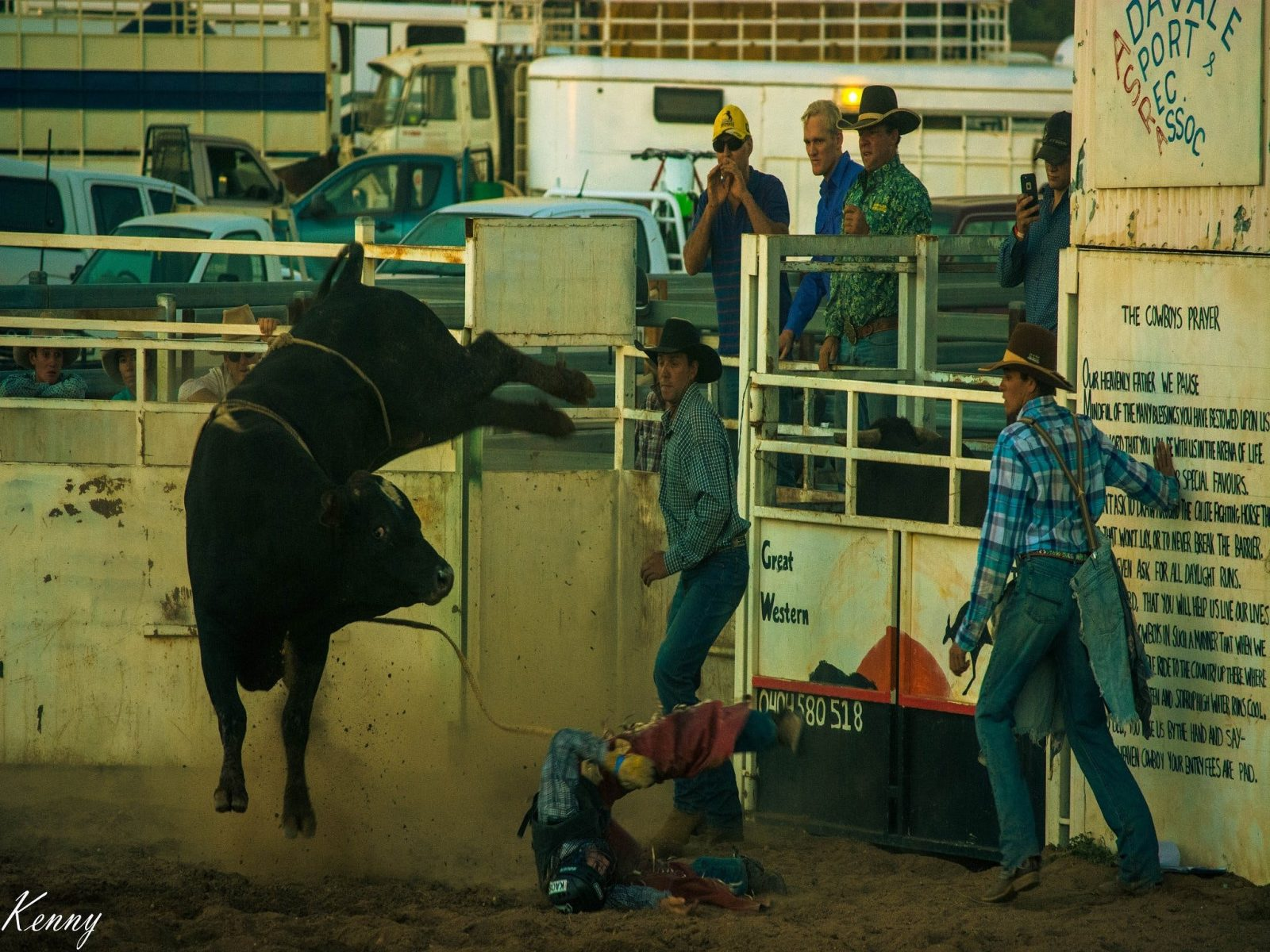 Adavale rodeo, gymkhana and campdraft