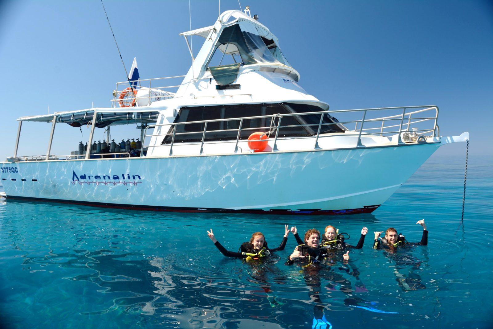 Adrenalin Snorkel and Dive