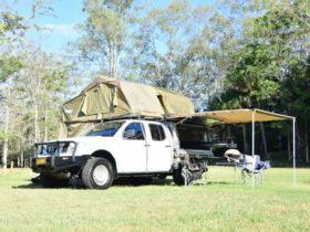 Adventure For Hire Dual Camper
