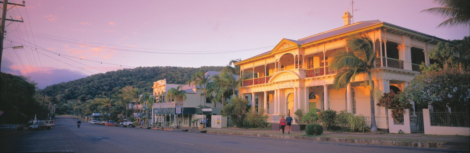 Cooktown streetscape
