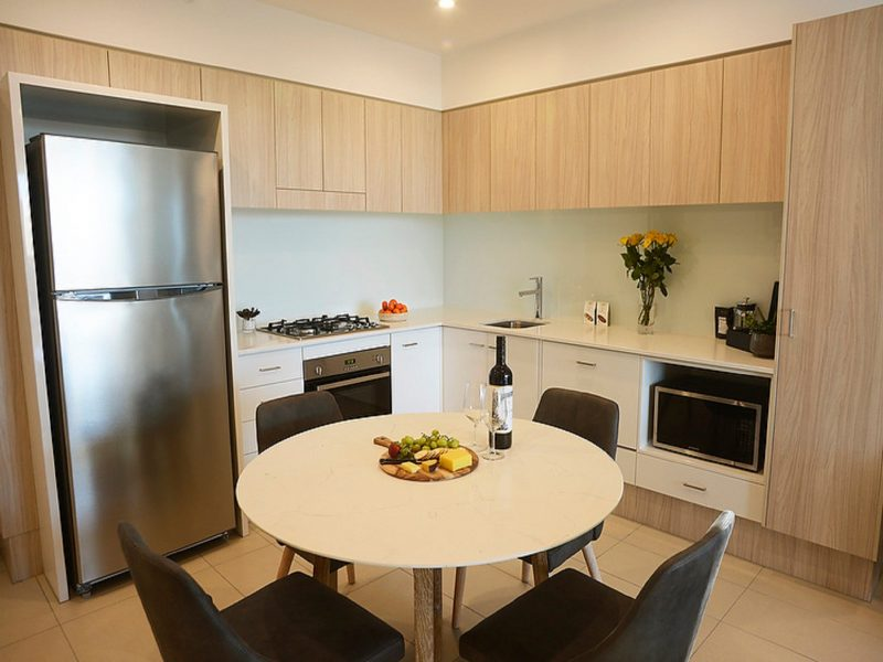 One or Two Bedroom Apartment - Kitchen