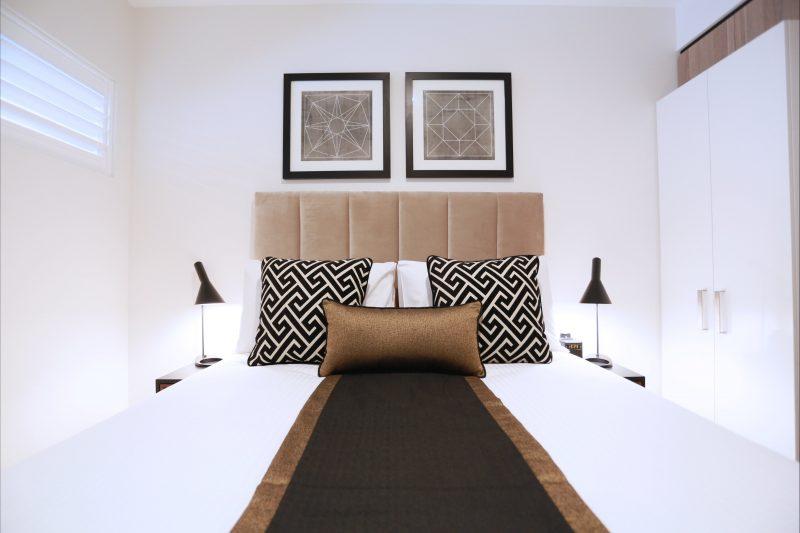 Sleep Elite Queen Bed in every Bedroom