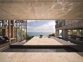 Alinghi terrace
