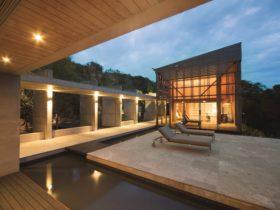 Master pavilion