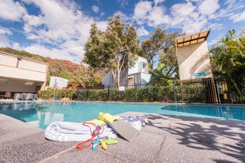 Allure Stradbroke Resort Outdoor Swimming Pool