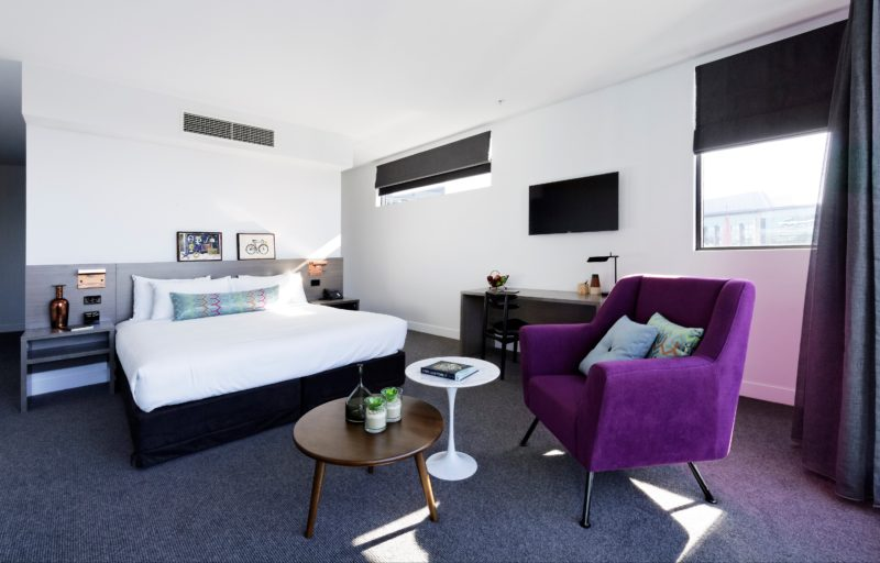 Alpha Mosaic Brisbane - Executive Room