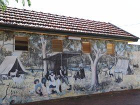 Alpha Mural