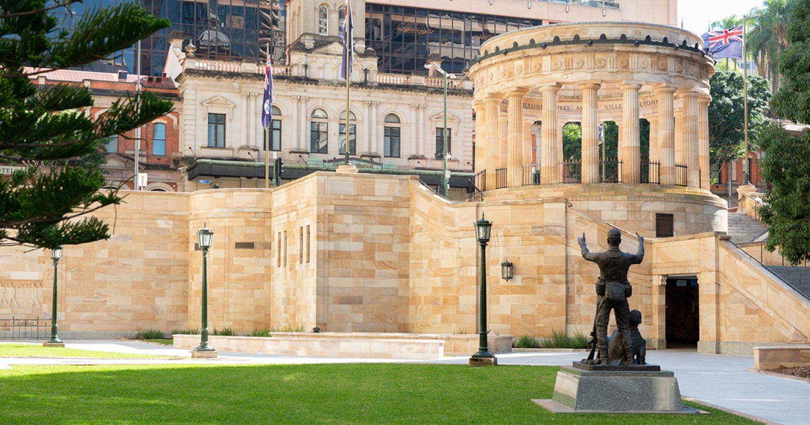 ANZAC Square War Memorial