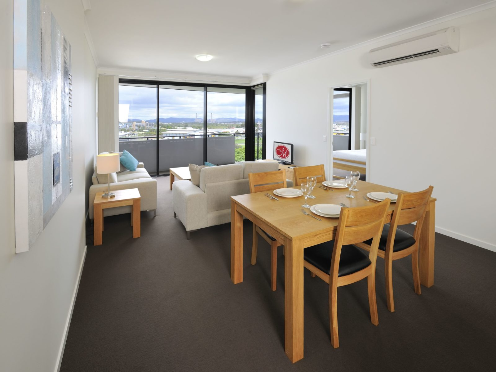 Apartments G60 Gladstone 2 bedroom apartment