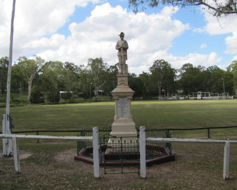 Apple Tree Creek War Memorial