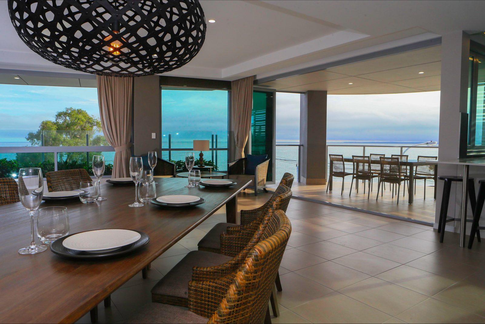 Aqua Aqua Luxury Penthouse dining room
