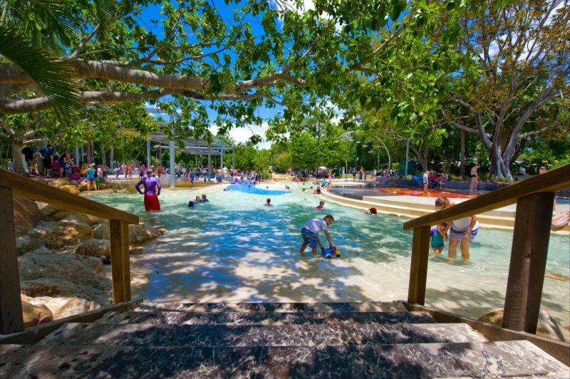 Aquativity at South Bank Parklands