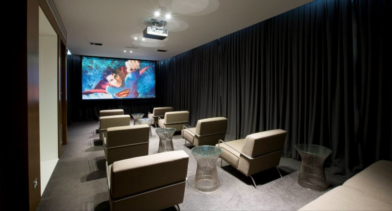 In house Cinema