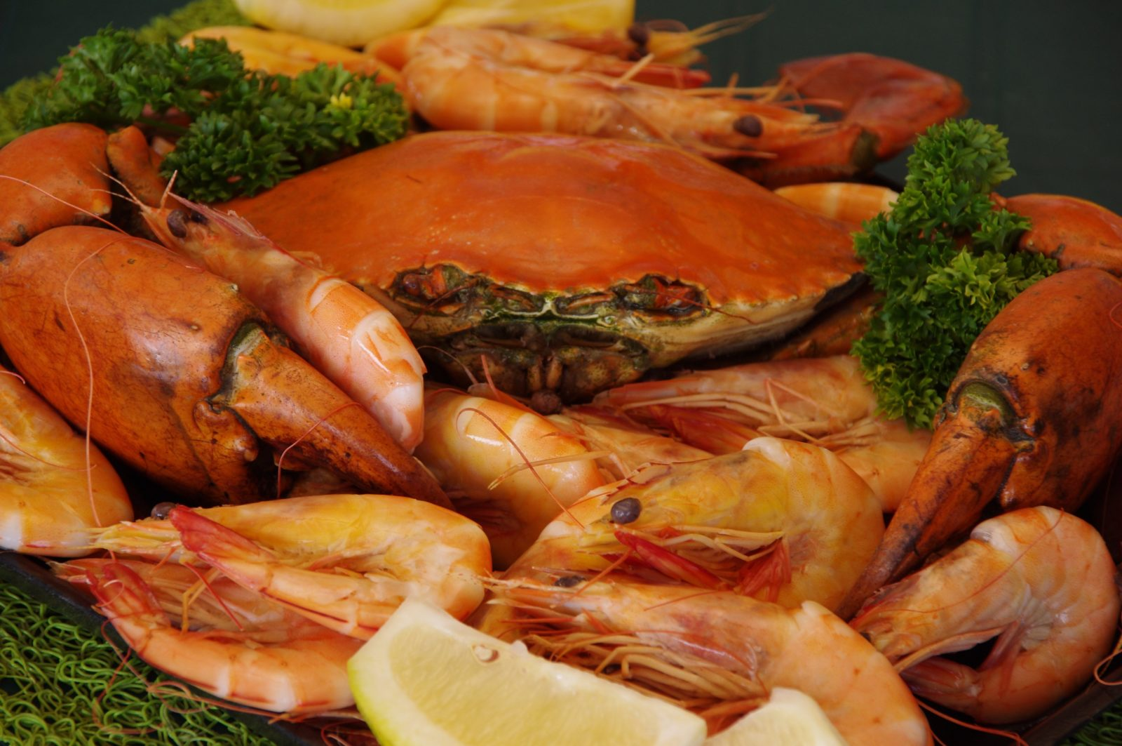 Specialising in local fish and seafood