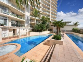 Aspect Caloundra, Sunshine Coast, Queensland, Heated Pools, Heated Spa