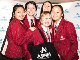 ASPIRE participants