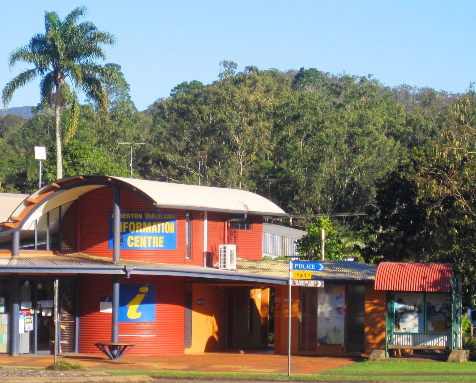 Atherton Tablelands Information Centre