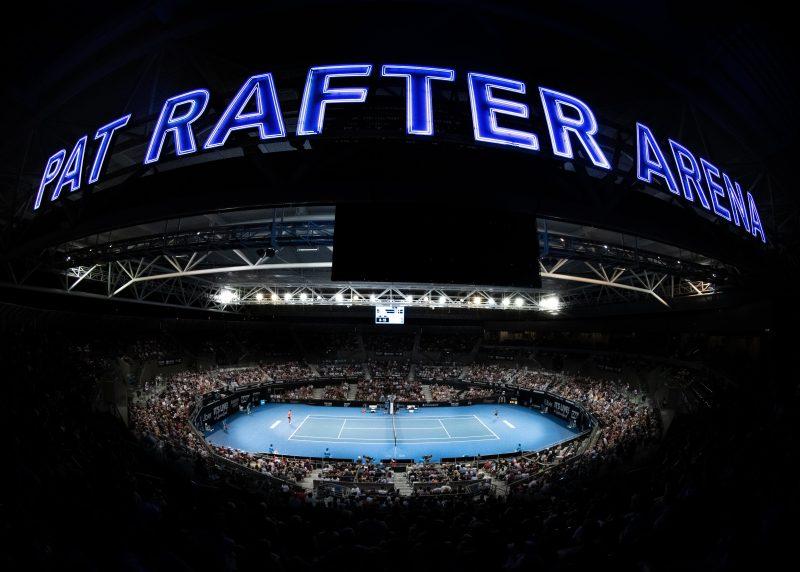 Pat Rafter Arena