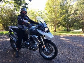 Our Manager & owner, Tim Brunjes, will design your dream Aussie motorbike adventure.