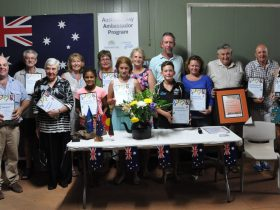 Australia Day Awards Quilpie
