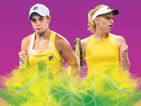 Ash Barty and Daria Gavrilova will compete for Australia in the Fed Cup semi final against Belarus