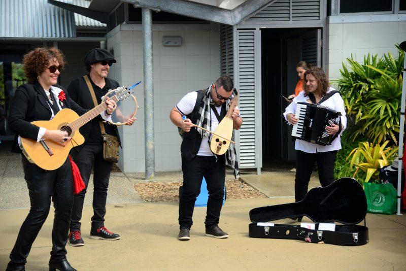 Italian Folk Band
