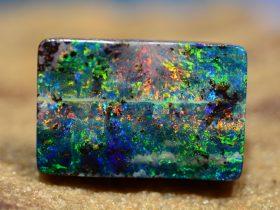 Gem Quality Boulder Opal Australian Outback Opals Tamborine Mountain