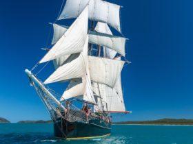 Australian Tallship Cruises