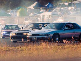 Drift Matsuri at Queensland Raceway