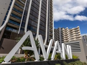 AVANI Broadbeach Entrance