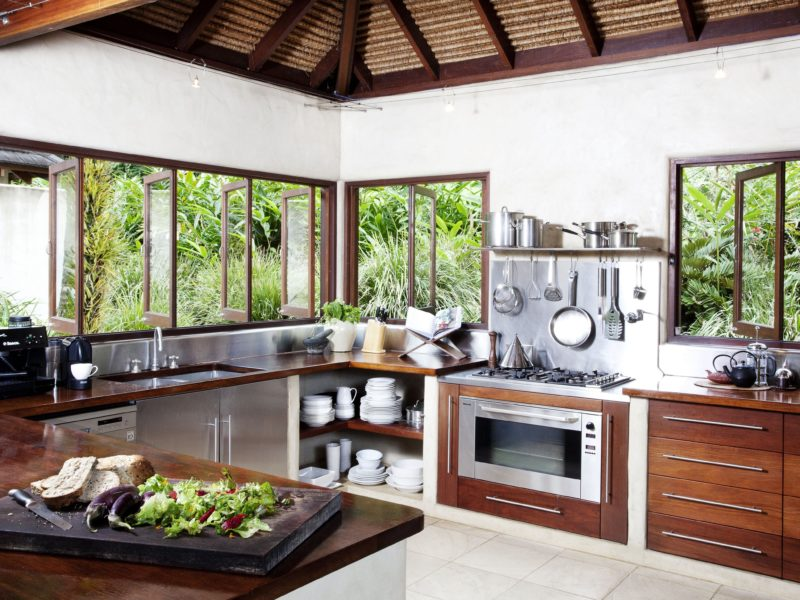 Bali Hai - Fully equipped Kitchen