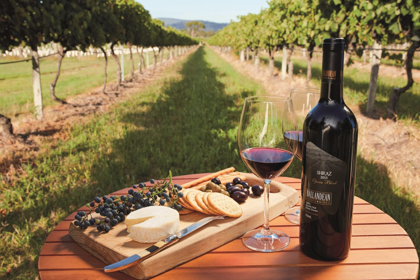 Winery, Granite Belt