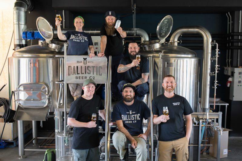 Ballistic Bar & Brewery