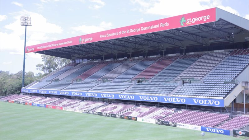 Ballymore Oval