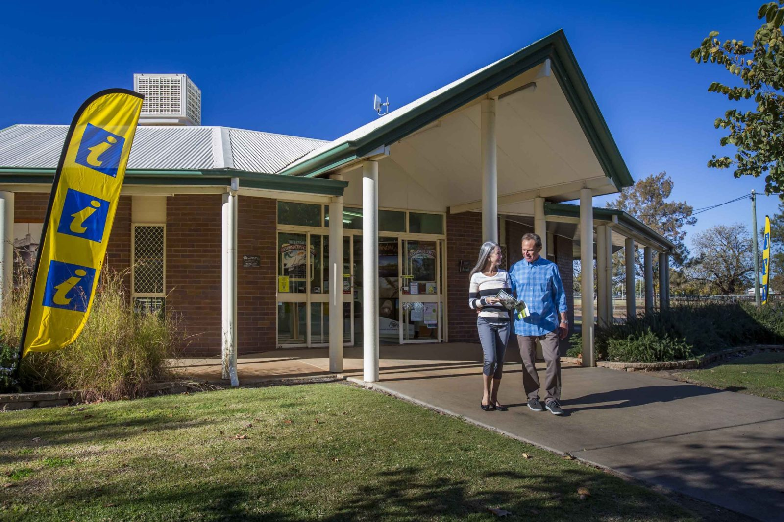 Balonne Shire Visitor Information Centre