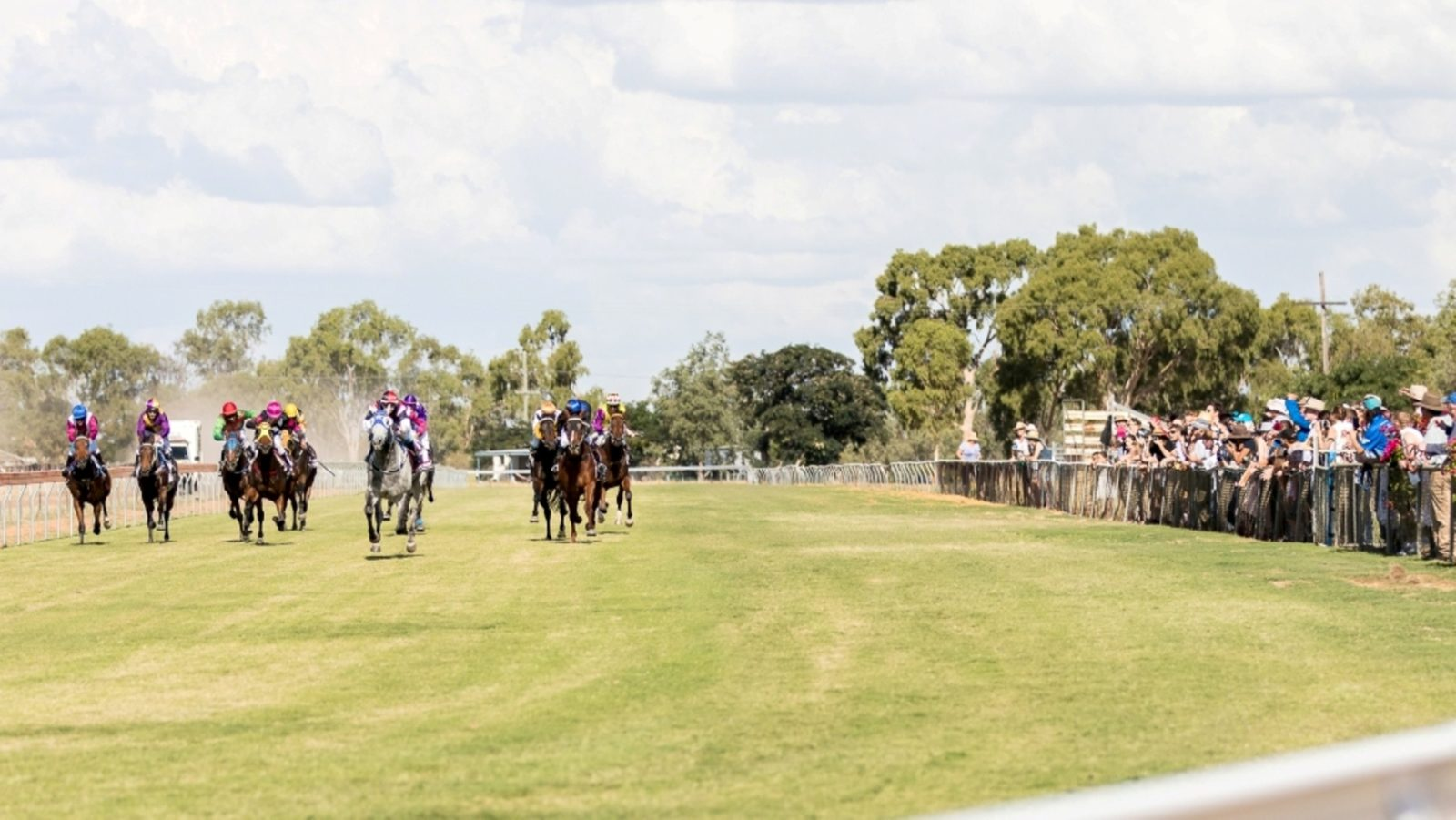 Barcaldine Race Meet