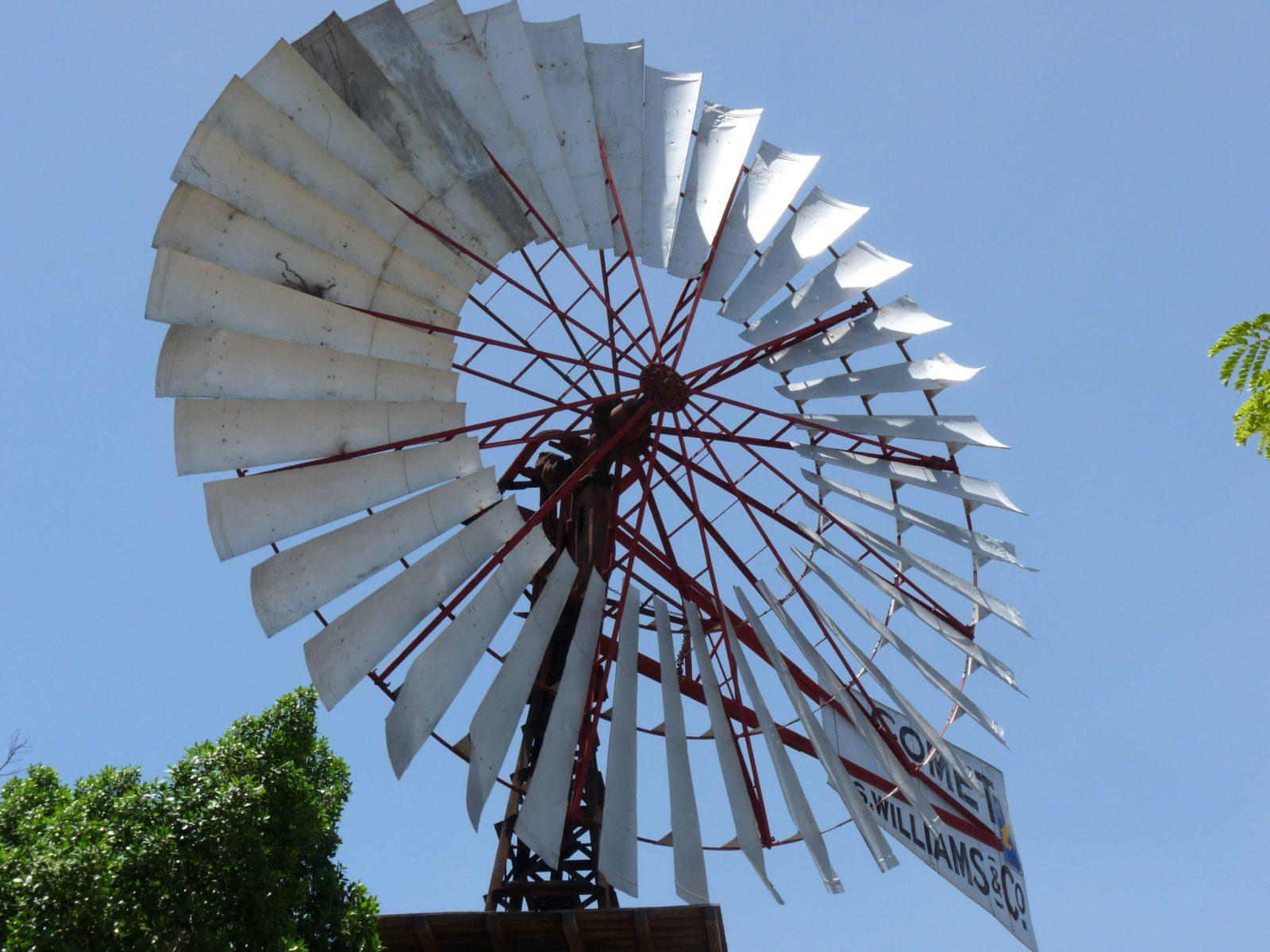 Barcaldine Windmill