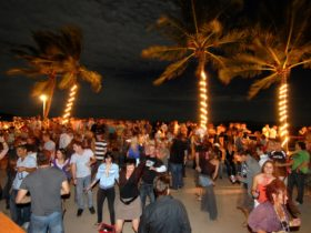 Full Moon Party Base Magnetic Island