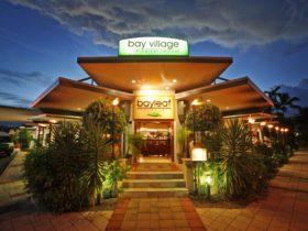 Bay Village & Bayleaf Balinese Restaurant