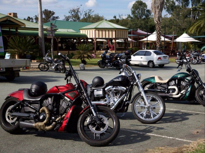 Sunday Drive at Tamborine