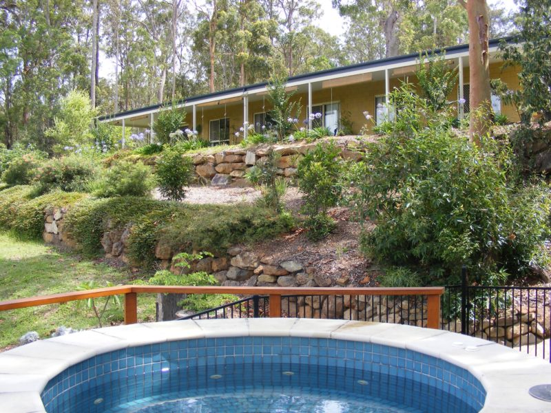 Bed and Breakfast at Wallaby Ridge