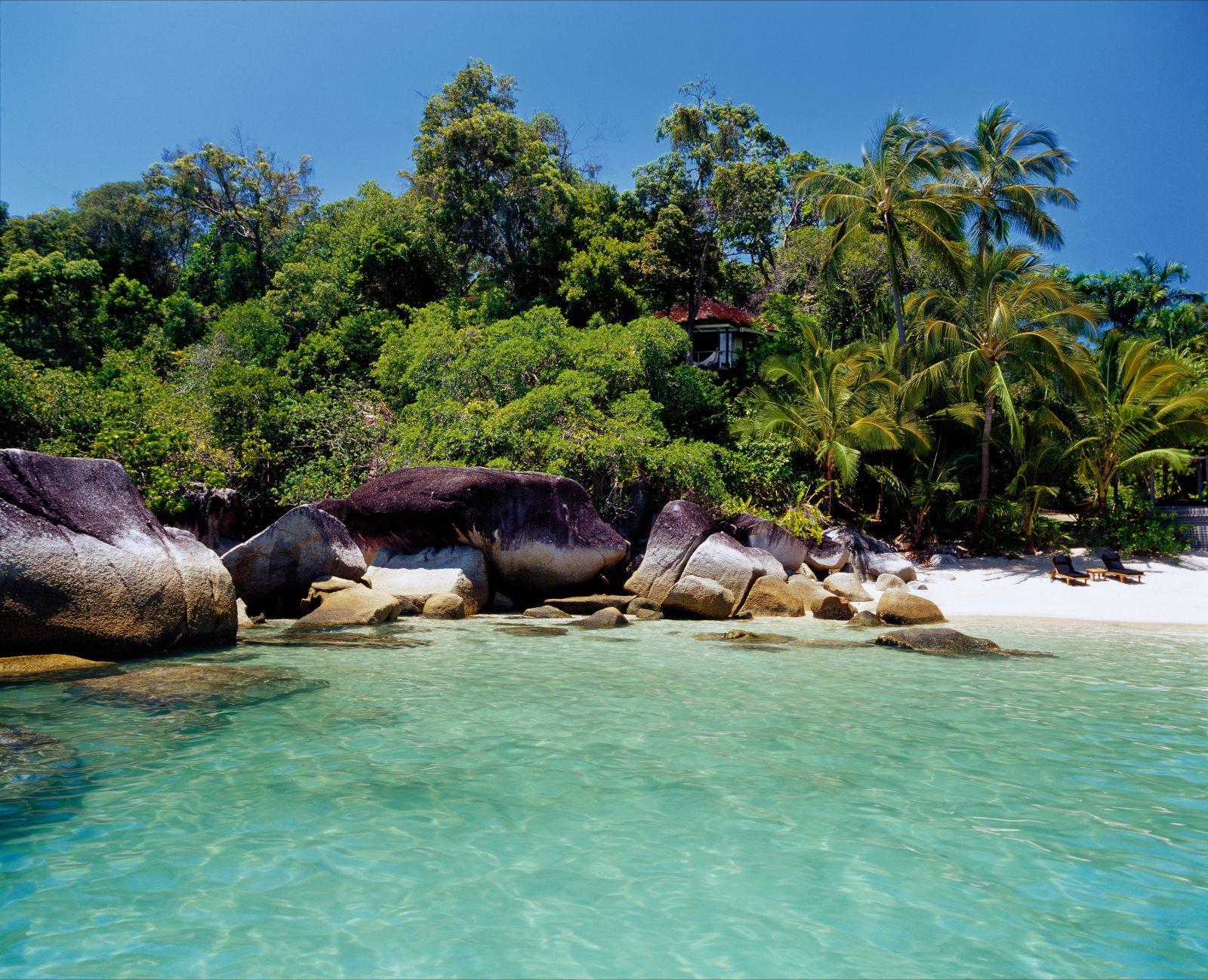 Front Beach Bedarra Island Resort
