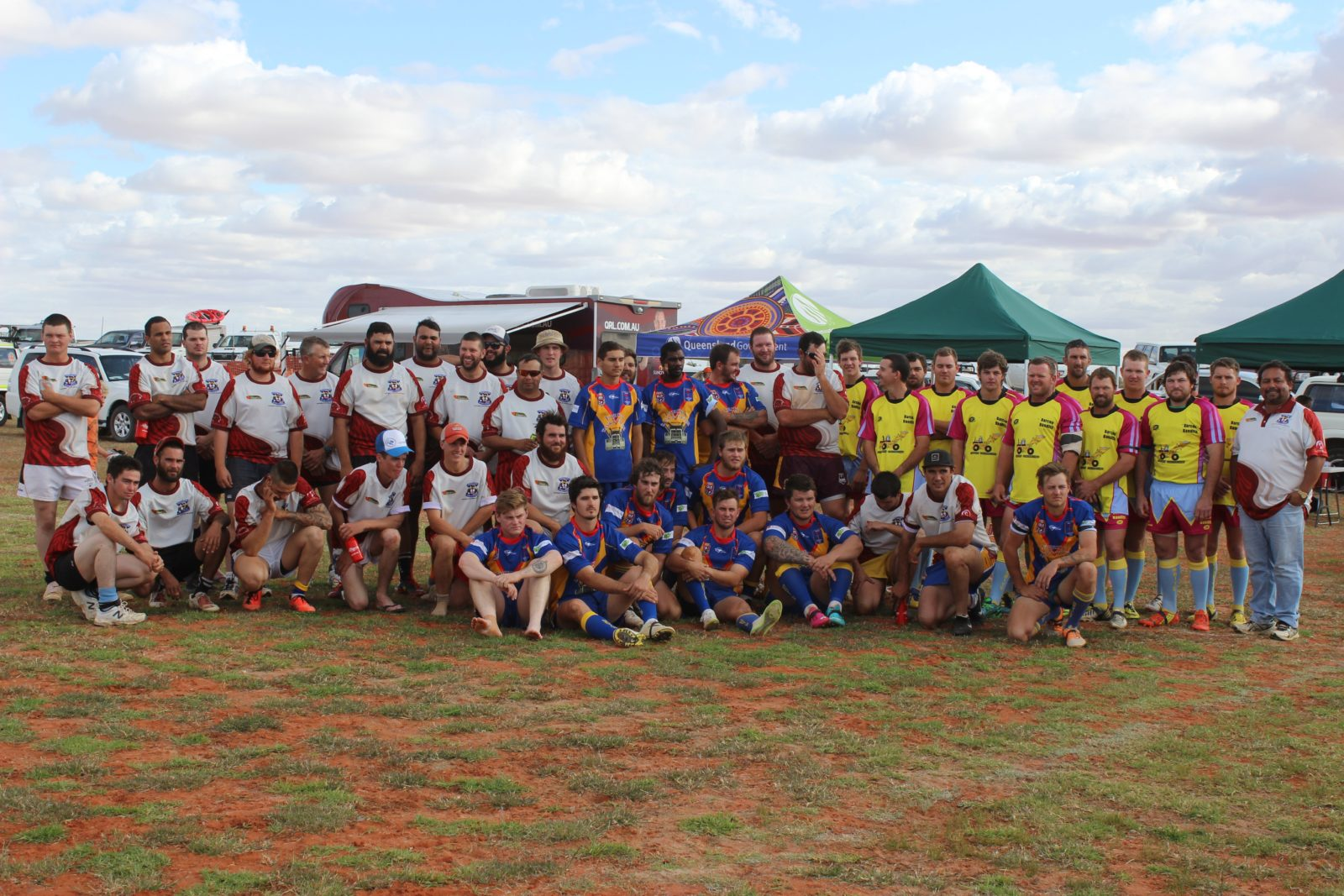 Bedourie Rugby League Nines