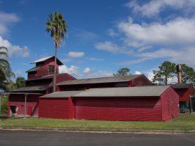 The original Beenleigh Artisan rum distillery